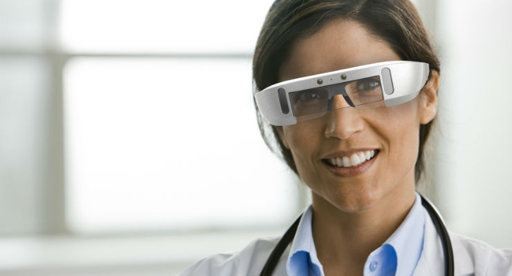 Eyes-On Clinical AR Glasses 4.0