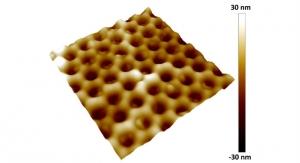 Glucose-Monitoring Contact Lens Would Feature Transparent Sensor
