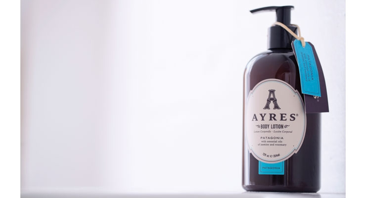 The Ayres product line utilizes Avery Dennison rigid films.
