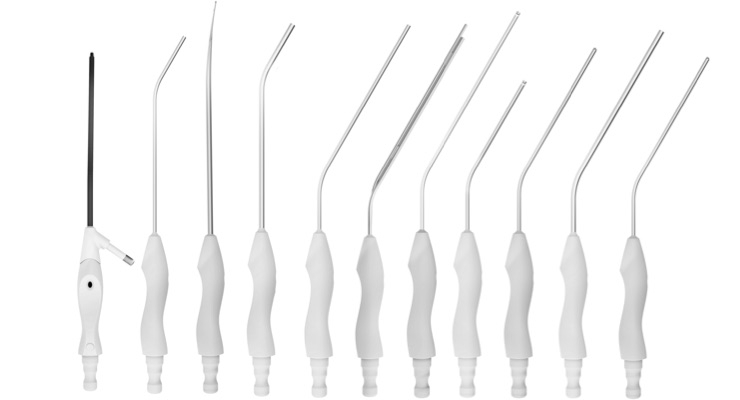 Single Use Surgical suctions