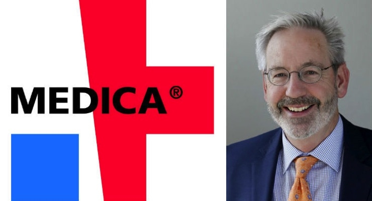 Joachim Schäfer is the managing director of Medica.