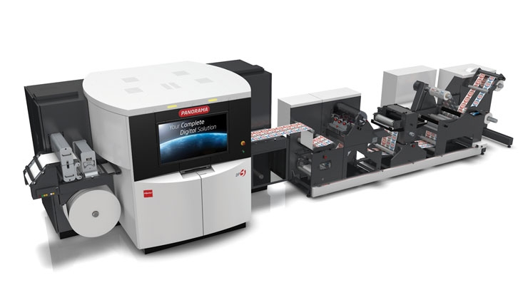 Nilpeter's Panorama provides a digital complement to flexo customers.