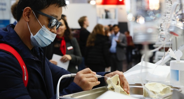 One of the most appealing features of Medica is the hands-on access visitors can have with technologies that are on display. Live demonstrations are also common and help truly illustrate the advanced capabilities of a piece of medical equipment.