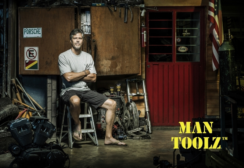 Man Toolz Is Personal Care Geared for Guys