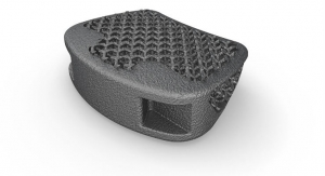 3D-Printed Spinal Cage Manufacturer Receives Growth Financing
