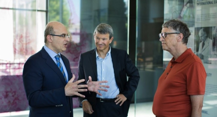 VIDEO: How Firmenich & Bill Gates Are Conquering Sanitation Issues