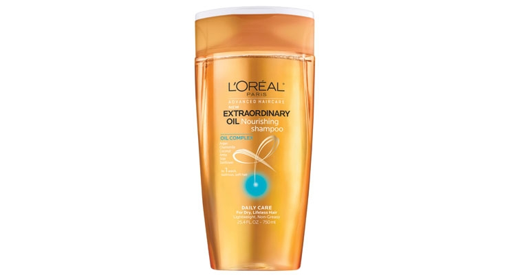 L'Oreal Paris Extraordinary Oil treats tresses