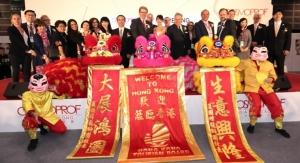 Cosmoprof Asia 2016 Reports Record Exhibitors