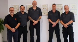 Nilpeter's Technology Center team earns FTA FIRST operator certifications