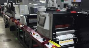 Label Solutions installs Mark Andy Digital Series hybrid press