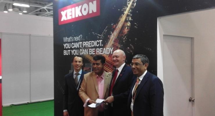 Zircon Technologies India orders two Xeikon presses