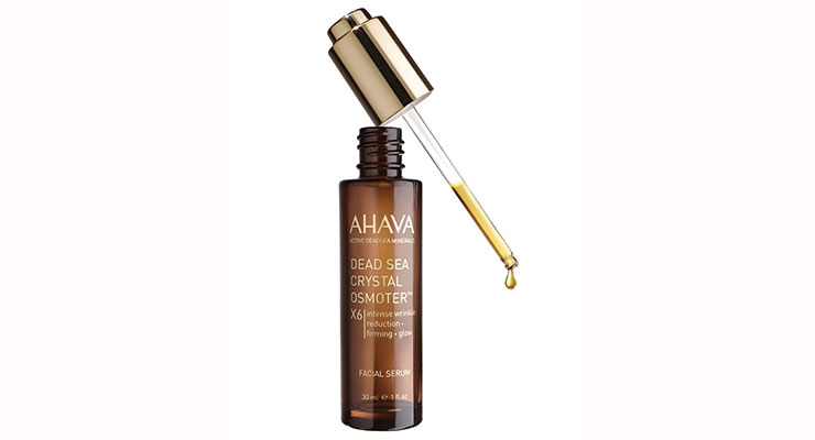 Ahava's Dead Sea Facial Serum