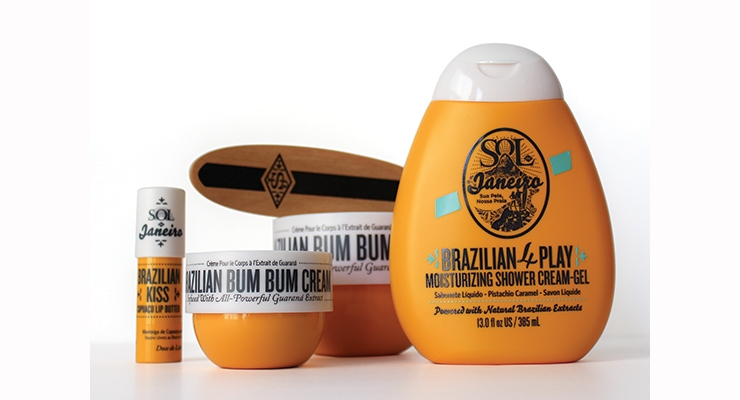 One of JMR's recent turnkey projects was for Sol De Janeiro, a new bath and body brand that was picked up for full distribution by Sephora this year.