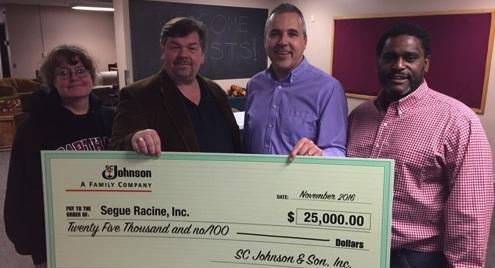 SC Johnson Donates $50K To Local Homeless Programs
