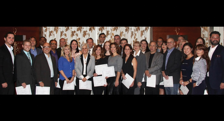 CIBS Inducts New Members