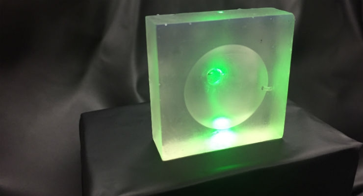 New Ultrasound Device Built Using 3D Printing Technology
