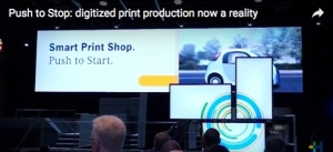Push to Stop: Digitized Print Production Now a Reality at Heidelberg