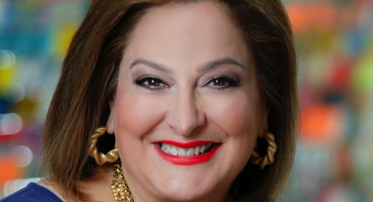 CEW Honors Laura Geller
