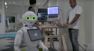 Watson-Powered Robot Designed to Aid Elderly and Caregivers