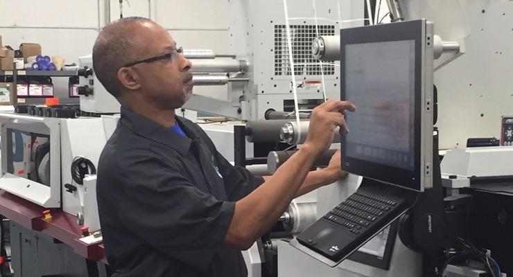 WS Packaging adds second Mark Andy Digital Series hybrid press