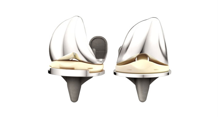 ATTUNE Knee System (Courtesy of Depuy Synthes)