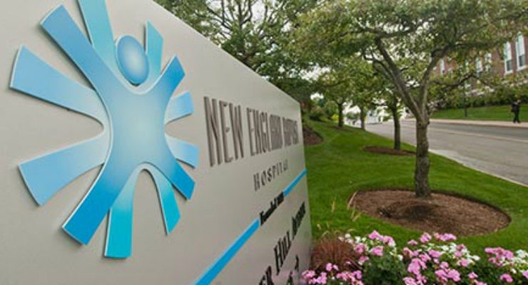 GE Names New England Baptist Hospital National Center of Excellence for Hip and Knee Replacement