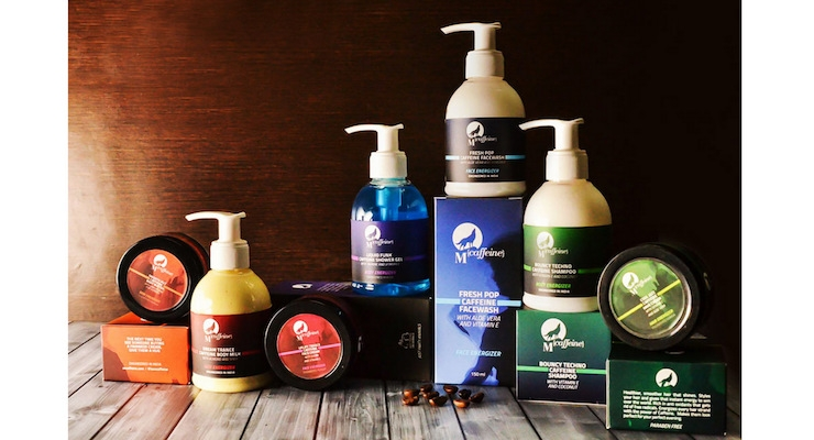 Caffeine-Infused Personal Care Start-Up in India Raises Funds