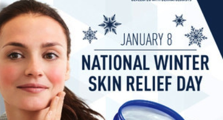CeraVe Creates 'National Winter Skin Relief Day'