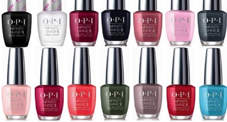 OPI Infinite Shine ProStay