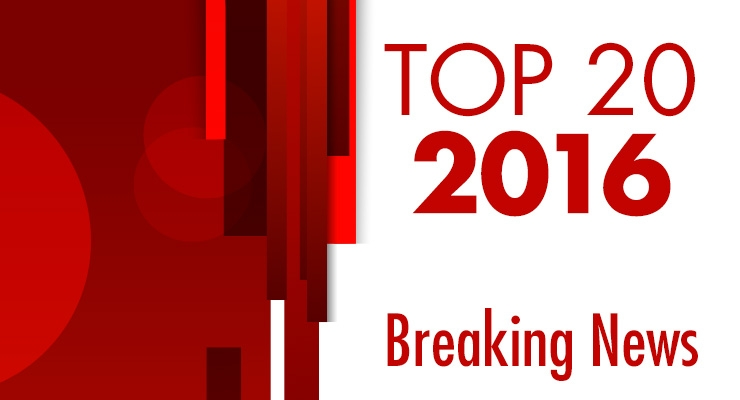 Beauty Packaging Top 20 Breaking News Stories of 2016