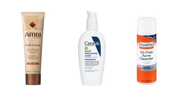 Oreal Acquires Cerave Acnefree Ambi Skin Care