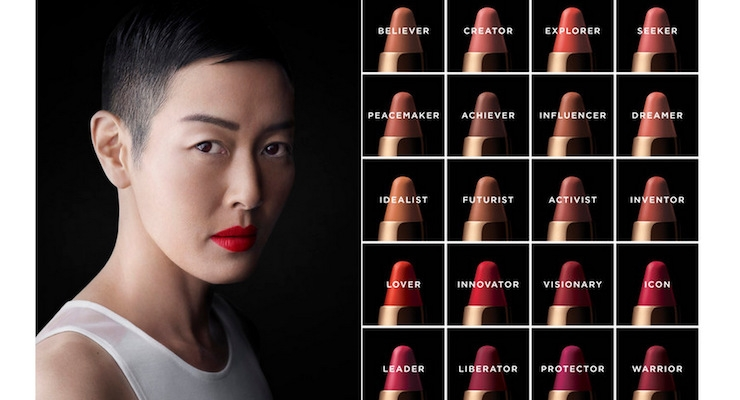 Hourglass Recruits Jenny Shimizu To Launch An Empowering Lip Line