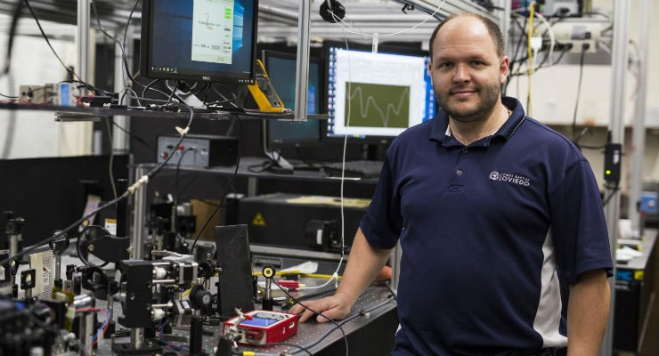 Nanoparticles and Faraday Rotation Allow Faster Diagnoses