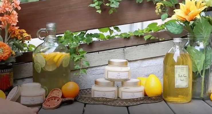 Sabon Launches a How-To Video Series