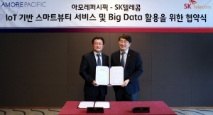 Amorepacific Partners with SK Telecom