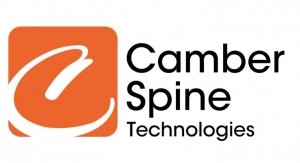 FDA Clears Camber Spine Technologies