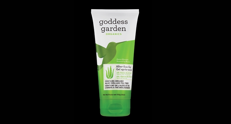 The tube selected by Goddess Garden is 100% polypropylene (PP) from Viva IML Tubes, and 100% recyclable.