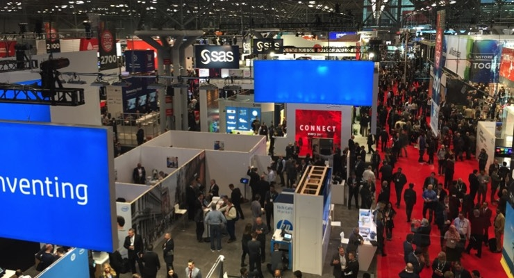 Scenes from the 2017 NRF BIG Show