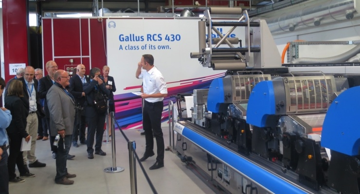 Gallus hosts Innovation Days in Switzerland