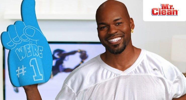 P&G Unveils New Mr. Clean