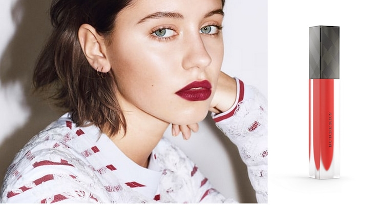 Burberry Recruits Jude Law's Daughter for New Campaign