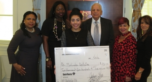 CIBS Luncheon Features Scholarship Presentation