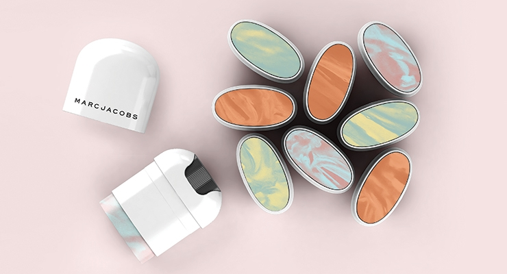 Marc Jacobs Beauty Sticks It to Imperfections