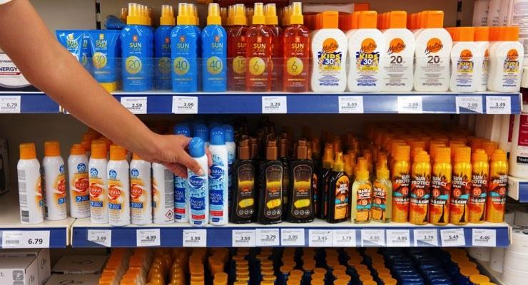 Global After-Sunburn Care Market Heats Up