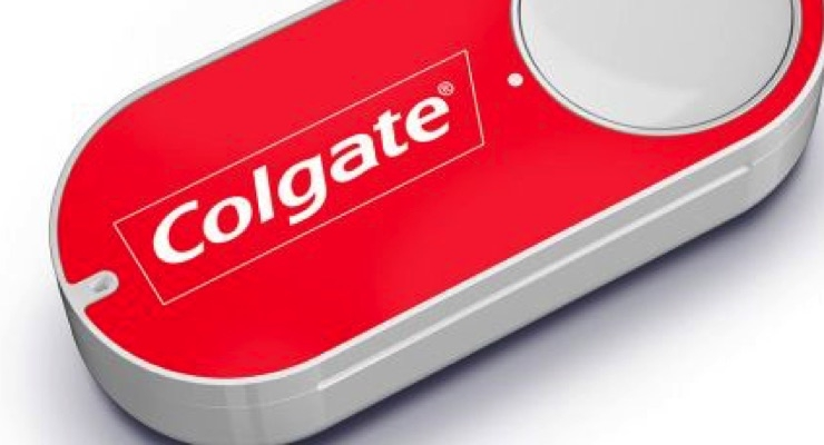 Colgate Joins Amazon Dash