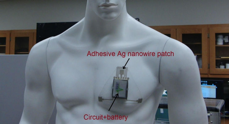 Wearable, Low-Cost Sensor Measures Skin Hydration