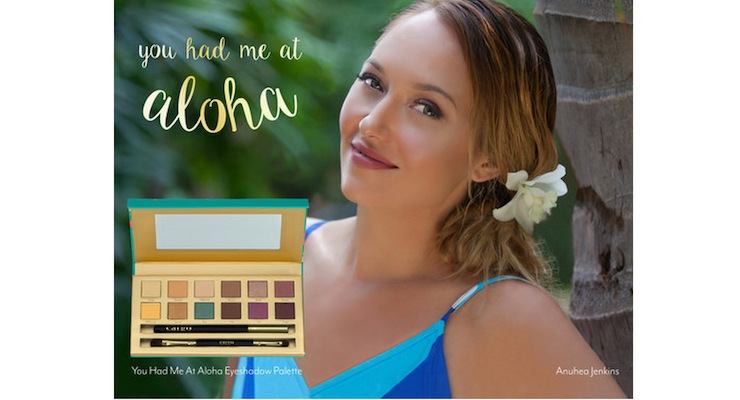 Cargo Cosmetics Recruits A Hawaiian Singer