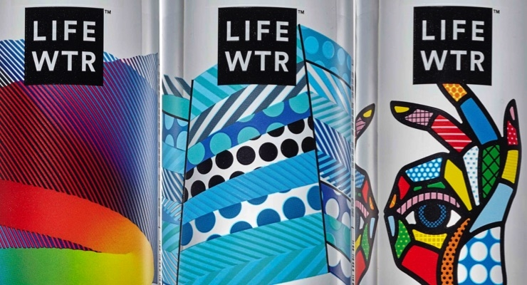 PepsiCo partners with Constantia Flexibles for LIFEWTR label