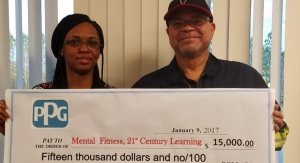 PPG Foundation Donates $15,000 to Mental Fitness 21st Century Learning
