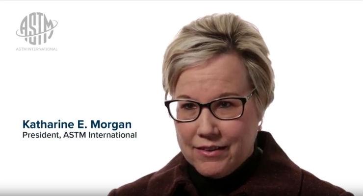 New President of ASTM International Announced